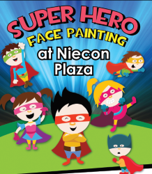 FREE Super Hero Weekend fun for the Kids!