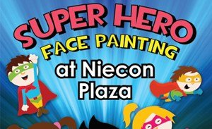 FREE Super Hero Weekend fun for the Kids!